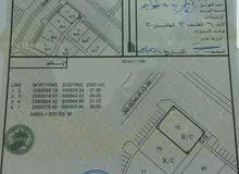 ارض سكني تجاري 630م  كورنر للبيع