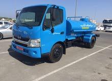 للبيع تنكر تويوتا ( هينو) توربو 2013 خليجي وكالة عمان( اقتصادي في صرفية ديزل)