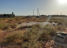 قطعة أرض في بوهادي (حي ألزيتون) شارع ألطيارة