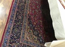 سجاد كاشان صنع ايراني اصلي