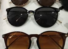 نظارات من شركه الموضحه في الصوره على كل نظاره