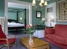 شقة 120م سوبر لوكس بحري  للإيجار جديد هانوفيل - عجمي ب799 جنيه .