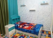 غرفه نوم صبايا تفصيل بمواصفات حديثه مميزه ورائعه