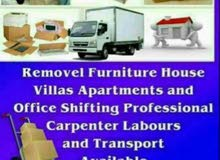 Q.S.F MOVERS,Move And shift your All households Items by our moving company