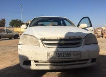 Chevrolet Optra 2010 For sale - White color