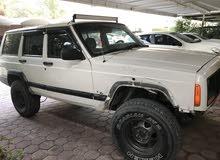 Jeep Cherokee car for sale 1998 in Mubarak Al-Kabeer city