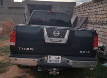 نيسان تيتان 2007