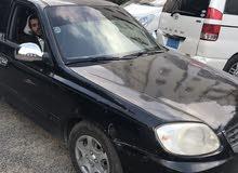 اكسنت 2005 لون اسود ملكي للبيع في صنعاء