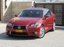 1 - 9,999 km Lexus GS 2013 for sale