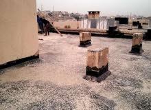 عزل أسطح و جدران