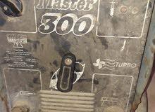 مكينة لحام إيطالية القوة 300