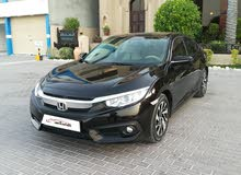 Honda Civic 2016 Full Option 2.0L