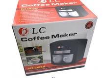ماكينة صنع القهوة والكابتشينو من DLC