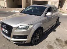 Audi Q7  مالك اول وكالة