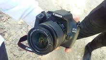 كاميرا كانون جديد بكامل ملحقاتها استعمال اسبوع