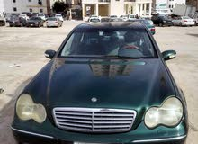 Automatic Turquoise Mercedes Benz 2001 for sale