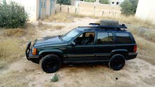 Automatic Jeep 1995 for sale - Used - Gharyan city