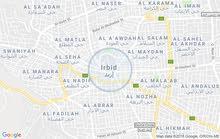 Mojamma' Amman Al Jadeed neighborhood Irbid city - 170 sqm apartment for rent