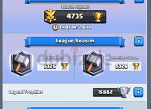 CLASH ROYALE FOR SALE MAX LEVEL 13