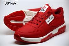 حذاء راضي للرجال من سبورت ــــــ احمر
