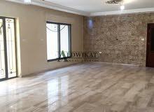 شقة للايجار في خلدا (الهمشري) , مساحة البناء 255م