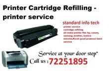 laser toner cartridge refill