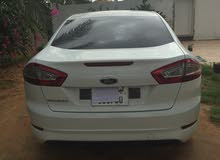 Gasoline Fuel/Power   Ford Mondeo 2013