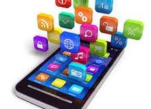تصميم و برمجة تطبيقات للاندرويد و الايفون