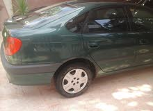 Manual Green Toyota 2002 for sale