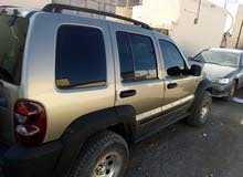 Gasoline Fuel/Power   Jeep Cherokee 2005