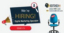 Digital Marketing Specialist in Giza