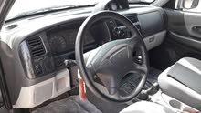Used condition Mitsubishi Native 2008 with +200,000 km mileage