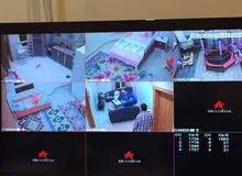 عروض كاميرات مراقبة شركة عين الريم