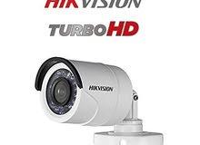 نظام كاميرات مراقبه 2MP كاميرات داخلية وخارجية  HIKVISION بكفاله سنه كامله