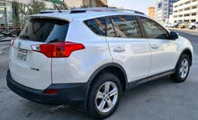 Toyota Rav4 Model 2014
