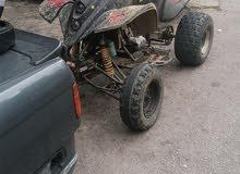 تبادل atv raptor 250cc