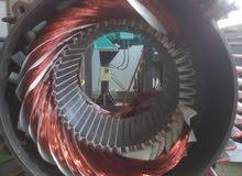 صيانة محركات كهربيه