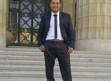 محامي مصري