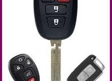 برمجه مفاتيح السيارات المشفره والريموتات البصمه