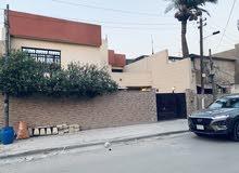 دار في الغدير  195  متر شارع عريض واجهه 12 متر