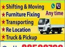 Carpenter ' Furniture fixing ' Transportation available