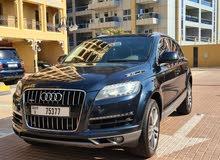 Audi Q7 2012 quattro