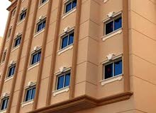 شقق للايجار جديدة في بن عمران امام مستشفي الاهلى