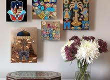 لوحات ديكورات