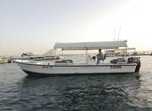 قارب درازي للبيع