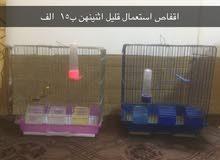 قفاص طيور