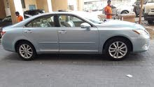 Gasoline Fuel/Power   Lexus ES 2011