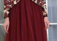 فستان سهرة محجبات للبيع