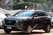 Hyundai Tucson - Automatic for rent