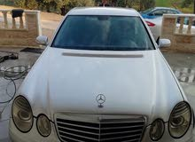 Used condition Mercedes Benz E 200 2007 with 130,000 - 139,999 km mileage